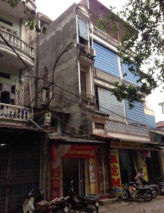 ngôi nhà nhỏ nhất Hà Nội