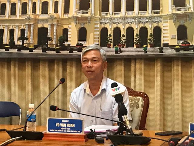 UBND TP.HCM nói về việc mở rộng trụ sở - Ảnh 2.